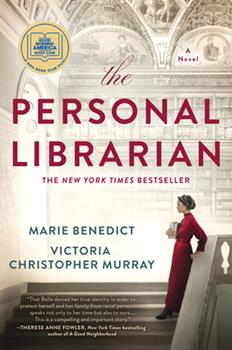 Hardcover The Personal Librarian Book