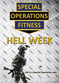 Paperback Special Operations Fitness - Hell Week Book