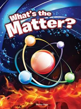 What's the Matter? - Book  of the Let's Explore Science