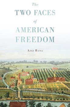 Paperback The Two Faces of American Freedom Book