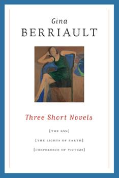 Three Short Novels: The Son, the Lights of Earth, and the Conference of Victims 1619022478 Book Cover