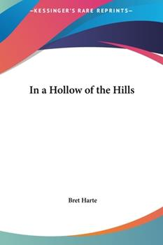 Hardcover In a Hollow of the Hills Book