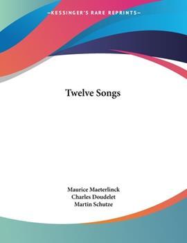 Paperback Twelve Songs Book