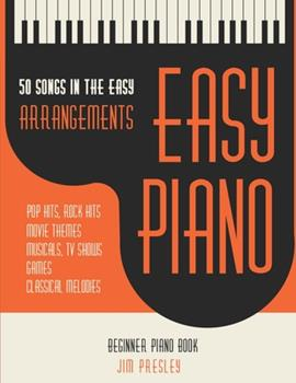 Paperback 50 Songs In The Easy Arrangements Book