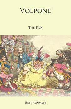 Paperback Volpone: The Fox Book