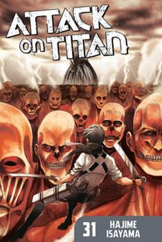 Paperback Attack on Titan, Vol. 31 Book
