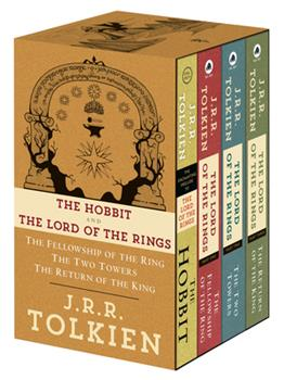 The Hobbit and The Lord of the Rings - Book  of the Lord of the Rings