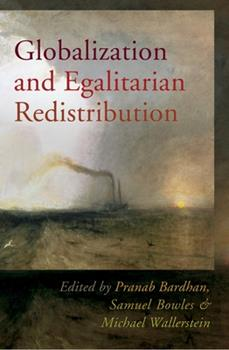 Hardcover Globalization and Egalitarian Redistribution Book