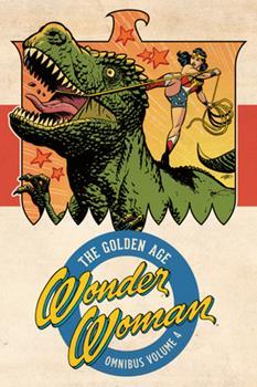 Wonder Woman: The Golden Age Omnibus Vol. 4 - Book #4 of the Wonder Woman: The Golden Age