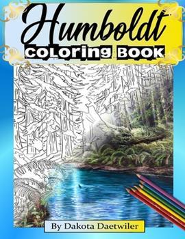 Paperback Humboldt Coloring Book: By Dakota Daetwiler Book