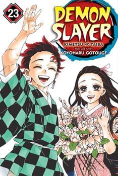 Demon Slayer: Kimetsu no Yaiba, Vol. 23 - Book #23 of the  / Kimetsu no Yaiba