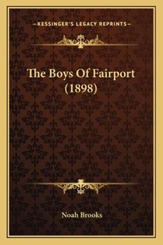 Paperback The Boys of Fairport Book