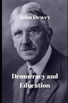 Paperback Democracy and Education Book