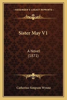 Paperback Sister May V1 : A Novel (1871) Book