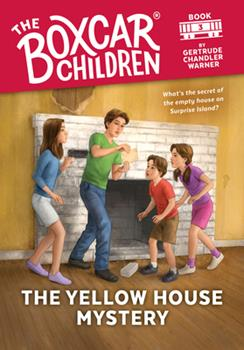 Paperback The Yellow House Mystery Book