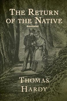Paperback Return of the Native Annotated Book