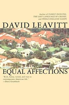 Equal Affections 0060972874 Book Cover