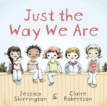 Just The Way We Are 0733331645 Book Cover