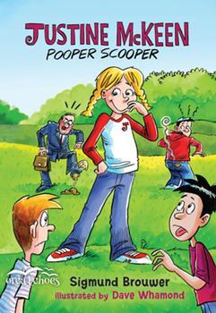 Justine McKeen, Pooper Scooper - Book  of the Orca Echoes