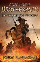 Return of the Temujai 1524741442 Book Cover