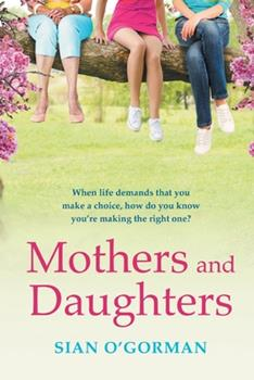 Paperback Mothers and Daughters [Large Print] Book