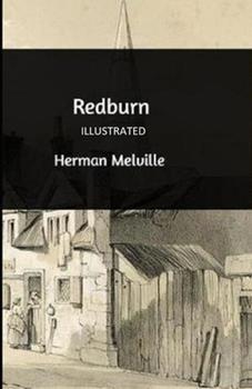 Paperback Redburn Illustrated Book