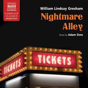 Nightmare Alley Lib/E 1094030244 Book Cover
