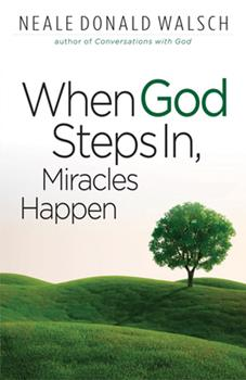 Paperback When God Steps In, Miracles Happen Book