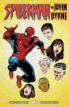 Spider-Man by John Byrne Omnibus - Book  of the Marvel Team-Up 1972