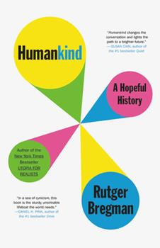 Hardcover Humankind : A Hopeful History Book
