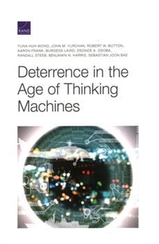 Paperback Deterrence in the Age of Thinking Machines Book