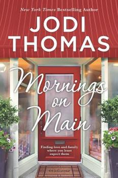 Paperback Mornings on Main: A Clean & Wholesome Romance Book