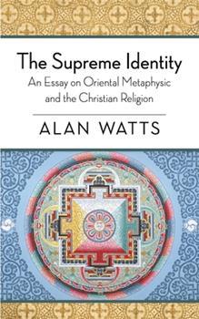 The Supreme Identity 0394718356 Book Cover