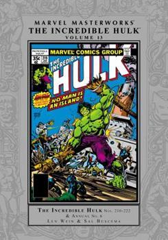 Marvel Masterworks: The Incredible Hulk, Vol. 13 - Book #279 of the Marvel Masterworks