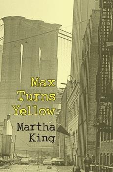 Paperback Max Turns Yellow Book