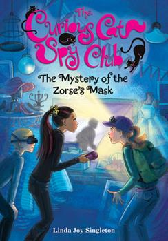 Hardcover The Mystery of the Zorse's Mask, 2 Book