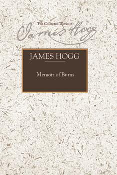 Hardcover Memoir of Burns Book