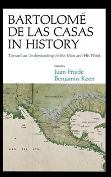 Hardcover Bartolom? de Las Casas in History Book