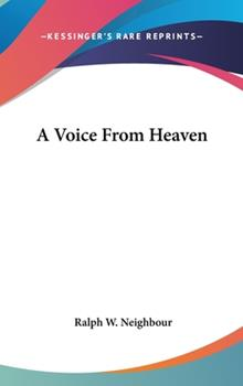 Hardcover A Voice from Heaven Book