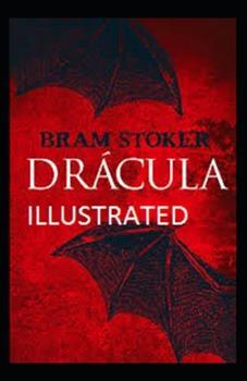 Paperback Dracula Illustrated Book
