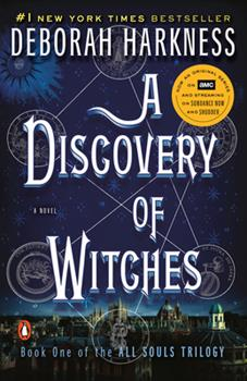 Paperback A Discovery of Witches Book