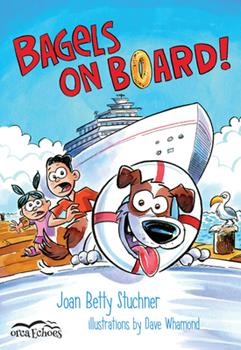 Bagels on Board! - Book  of the Orca Echoes