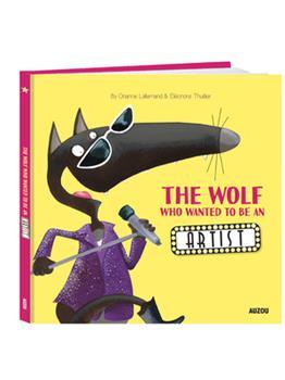 Le loup qui voulait être un artiste - Book #6 of the Le Loup