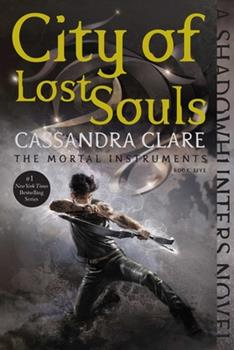 City of Lost Souls 1481456008 Book Cover
