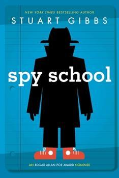 Paperback Spy School Book