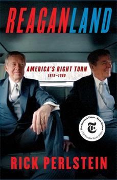 Hardcover Reaganland: America's Right Turn 1976-1980 Book