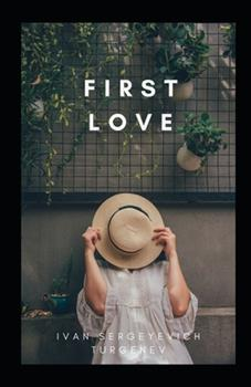 Paperback First Love illustrated Book