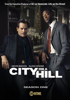 DVD City on the Hill: Season One Book