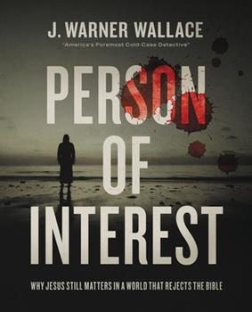Paperback Person of Interest Softcover Book