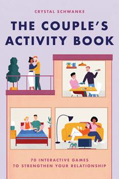 Paperback The Couple's Activity Book: 70 Interactive Games to Strengthen Your Relationship Book